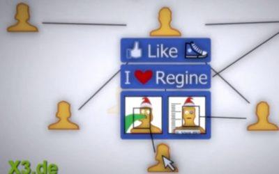 Willkommen bei Facebook. Wir wollen Dich doch bloß kennenlernen.
