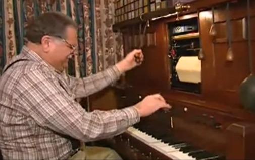 Sagenhafte Musikmaschine –Hit it, Joe!