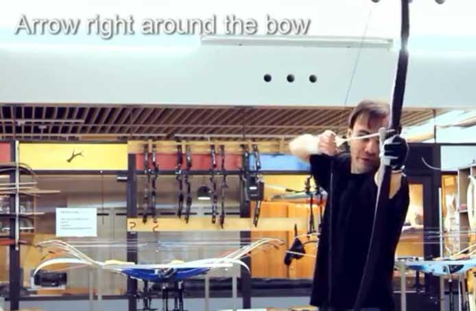 Bogenschießen –was wir im Laufe der Jahrhunderte verlernt haben