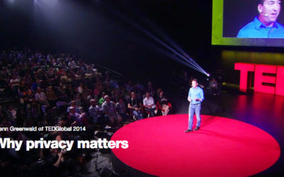 Glenn Greenwald: Warum Datenschutz wichtig ist